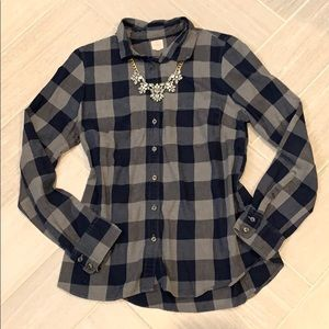 JCrew The Perfect Shirt
